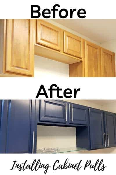 Install Kitchen Cabinet Pulls, How To Install Cabinet Pulls