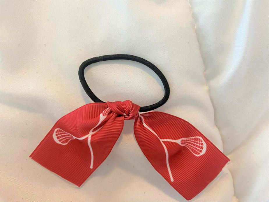 lacrosse elastic hair tie