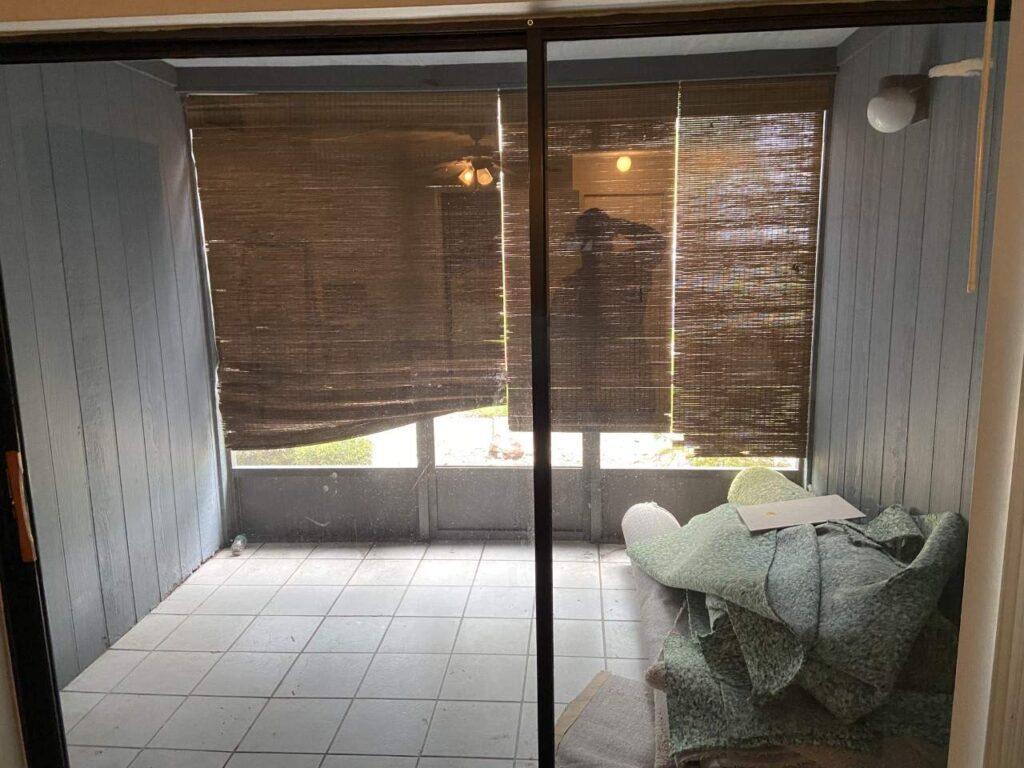 condo flip porch
